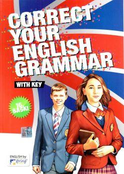 Spring Publication Correct Your English Grammar