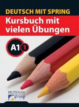 Spring Verlag 12. Sınıf Kursbuch Mit Vielen Übungen A1/1