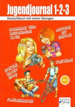 Spring Verlag Jugendjournal 1 2 3 A1.1