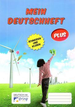 Spring Verlag Meın Deutschheft Plus