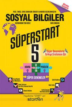 Startfen Yayınları 5. Sınıf Sosyal Bilgiler Süperstart Soru Bankası