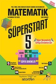 Startfen Yayınları 5. Sınıf Matematik Süperstart Soru Bankası