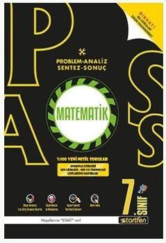 Startfen Yayınları 7. Sınıf Matematik PASS Soru Bankası