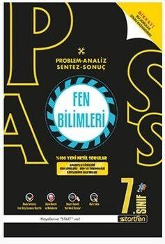 Startfen Yayınları 7. Sınıf Fen Bilimleri PASS Soru Bankası