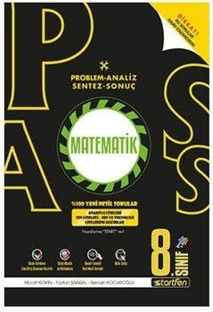 Startfen Yayınları 8. Sınıf Matematik PASS Soru Bankası