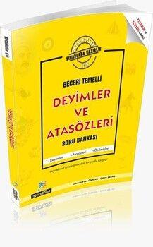 Startfen Yayınları Deyimler ve Atasözleri Soru Bankası