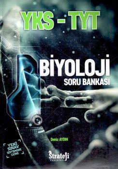 Strateji Yayınları YKS 1. Oturum TYT Biyoloji Soru Bankası