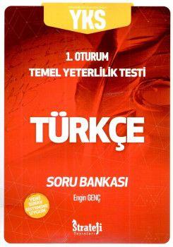 Strateji Yayınları YKS 1. Oturum TYT Türkçe Soru Bankası