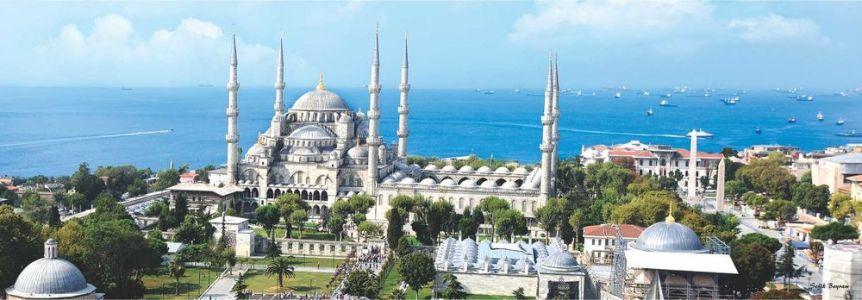 Sultanahmet Cami 1000 Parça Yapboz
