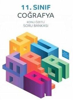 Supara Yayınları 11. Sınıf Coğrafya Konu Özetli Soru Bankası