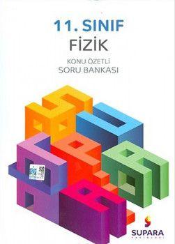 Supara Yayınları 11. Sınıf Fizik Konu Özetli Soru Bankası