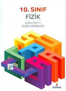 Supara Yayınları 10. Sınıf Fizik Konu Özetli Soru Bankası