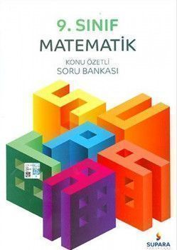 Supara Yayınları 9. Sınıf Matematik Konu Özetli Soru Bankası