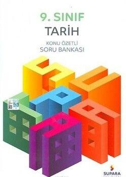 Supara Yayınları 9. Sınıf Tarih Konu Özetli Soru Bankası