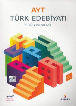 Supara Yayınları AYT Türk Dili ve Edebiyatı Soru Bankası