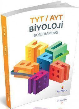 Supara Yayınları TYT AYT Biyoloji Soru Bankası