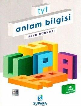 Supara Yayınları TYT Anlam Bilgisi Soru Bankası