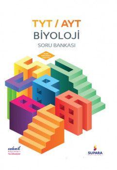 Supara Yayınları YKS 1. ve 2. Oturum TYT AYT Biyoloji Soru Bankası