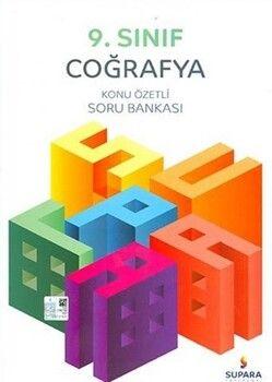Supara Yayınları9. Sınıf Coğrafya Konu Özetli Soru Bankası