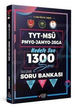Takip YayınlarıTYT Soru Bankası Hedefe Son 1300 Soru