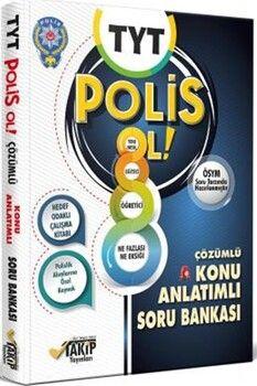 Takip YayınlarıTYT Polis Ol Konu Anlatımlı Hedef Odaklı Çalışma Kitabı Soru Bankası