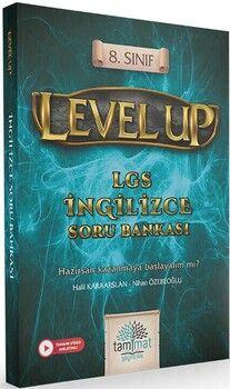 Tammat Yayıncılık 8. Sınıf LGS İngilizce Level Up Soru Bankası