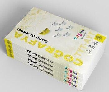 Tammat Yayıncılık TYT AYT Coğrafya Origami Soru Bankası