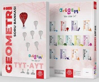 Tammat Yayıncılık TYT AYT Geometri Origami Soru Bankası