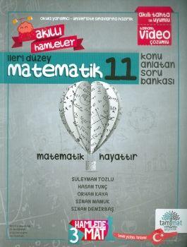 Tammat Yayınları 11. Sınıf İleri Düzey Matematik Konu Anlatan Soru Bankası