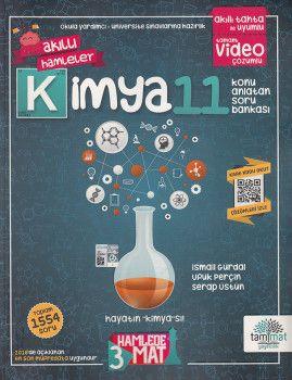 Tammat Yayınları 11. Sınıf Kimya Konu Anlatan Soru Bankası