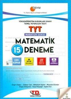Tandem Yayınları TYT Matematik 15'li Maraton Serisi Deneme