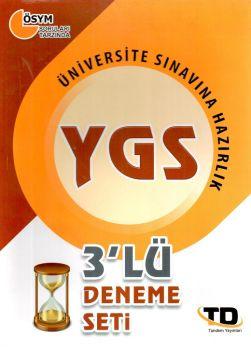 Tandem Yayınları YGS 3 lü Deneme Seti