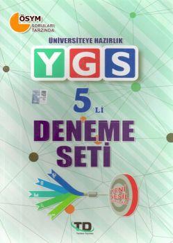 Tandem Yayınları YGS 5 li Deneme Seti