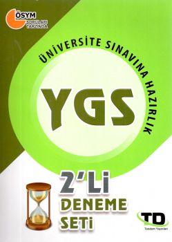 Tandem Yayınları YGS 2 li Deneme Seti