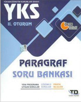 Tandem Yayınları YKS 2. Oturum AYT Paragraf Soru Bankası