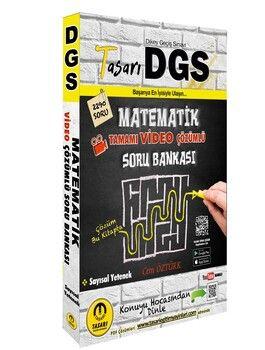 Tasarı DGS Matematik Sayısal Yetenek Soru Bankası