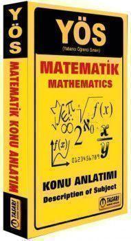 Tasarı Yayınları YÖS Matematik Konu Anlatımı
