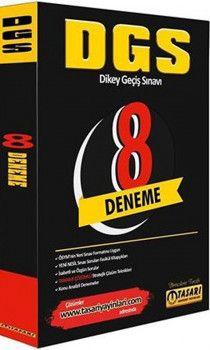 Tasarı Yayınları DGS 8 Deneme