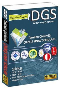 Tasarı Yayınları 2017 DGS Son 5 Yıl Çözümlü Çıkmış Sınav Soruları