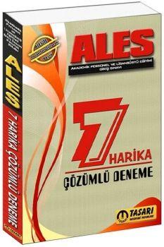 Tasarı Yayınları 2017 ALES Fasikül Fasikül Tamamı Çözümlü 7 Harika Deneme
