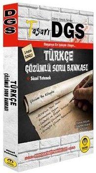 Tasarı Yayınları 2020 DGS Türkçe Çözümlü Soru Bankası