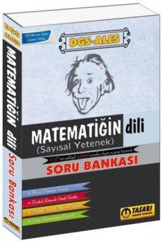 Tasarı Yayınları 2017 DGS ALES Matematiğin Dili Soru Bankası
