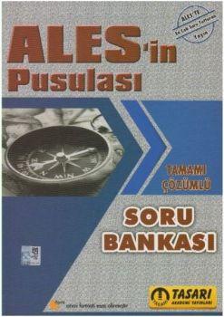 Tasarı Yayınları 2018 ALES in Pusulası Tamamı Çözümlü Soru Bankası