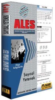 Tasarı Yayınları ALES Sayısal Yetenek Çek Kopart Yaprak Test