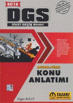 Tasarı Yayınları 2018 DGS Sayısal Sözel Konu Anlatımı