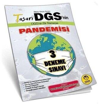 Tasarı Yayınları 2020 DGS nin Pandemisi 3 Çözümlü Deneme
