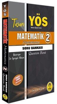 Tasarı Yayınları YÖS Matematik 2 Soru Bankası