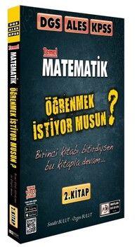 Tasarı Yayınları DGS ALES KPSS Temel Matematik Öğrenmek İstiyor Musun 2. Kitap