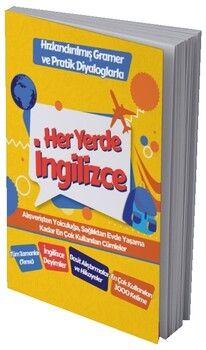 Tasarı Yayınları Her Yerde İngilizce Hazırlık Kitabı