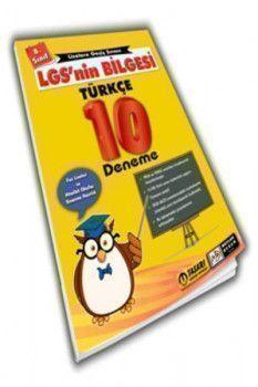 Tasarı Yayınları 8. Sınıf LGS nin Bilgesi Türkçe 10 Deneme